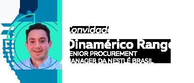 Foto e informações do convidado Dinamérico Rangel